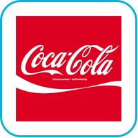 Logo-Frame Coca-Cola