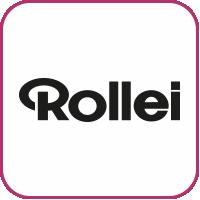 Logo-Frame Rollei